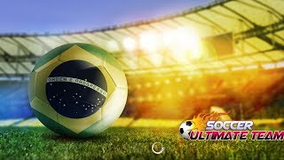 Soccer - Ultimate Team (Android Gameplay) Sports