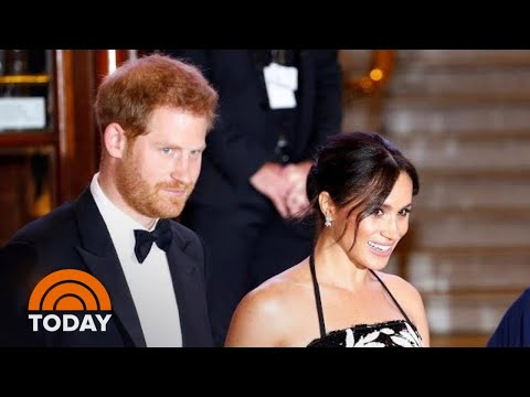 Meghan Markle, Prince Harry Reportedly Planning To Travel To US | TODAY