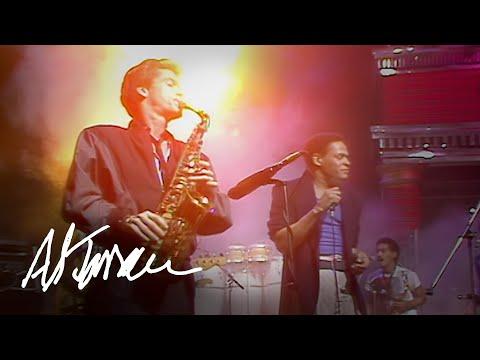 Al Jarreau - Love And Happiness (feat. DAVID SANBORN) (The Tube, Nov 30, 1984)