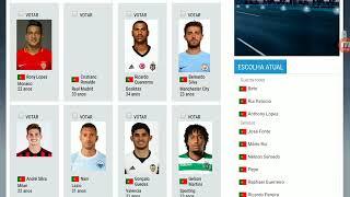 Previsão dos 23 convocados de Portugal para o MUNDIAL' 2018