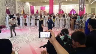 Свадьба Зелимхана и Айзы. Танец брата.