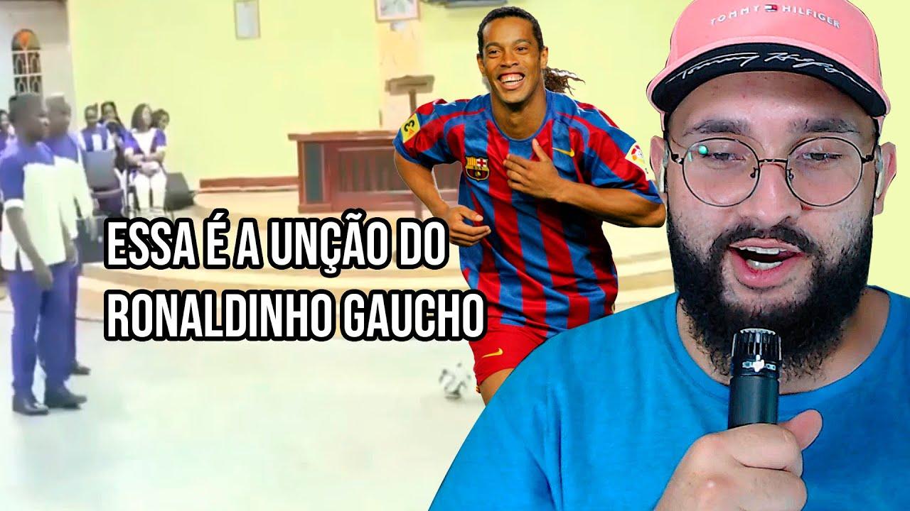 😂 SE RIR PECOU 4# UNÇÃO DO RONALDINHO GAUCHO 😂