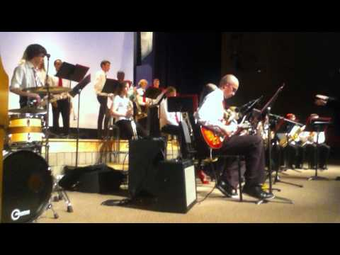 Sesame Street performed by the Fridley High School Jazz Band 52412