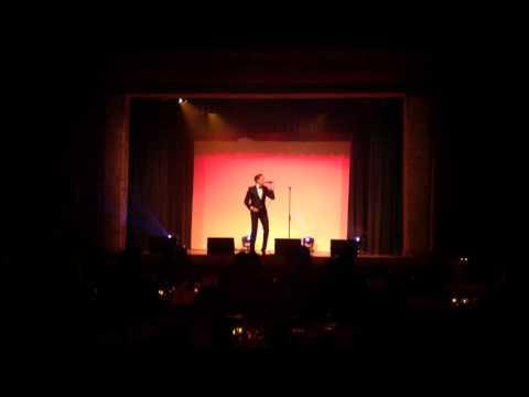 JORDAN PAUL RHYS  SWAY  UK's Number 1 Michael Bublé Tribute