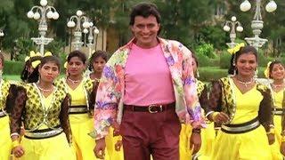 Jab Maine Tera Naam Liya (((Jhankar))) HD  - Teesra Kaun? (1994), HDTV songs from  Saadat