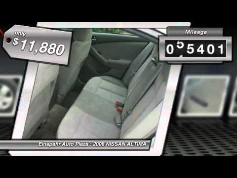 2008 Nissan Altima Brookings Sd F4173c Youtube