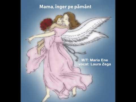 MAMA, ÎNGER PE PĂMÂNT – Cantece pentru copii in limba romana
