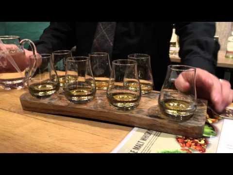 Whiskey Tasting in Scotland
