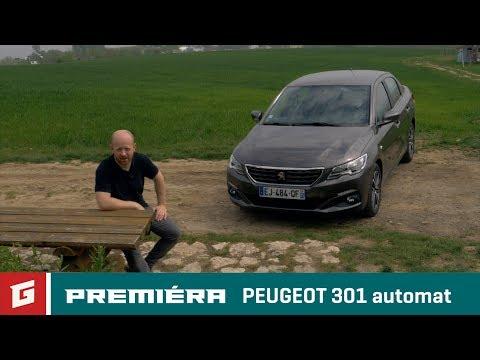 Peugeot 301 2017 - prvá jazda - GARÁŽ.TV - Rasťo Chvála