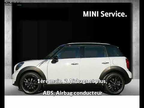 Mini countryman occasion visible à Beaupuy présentée par Lb automobiles
