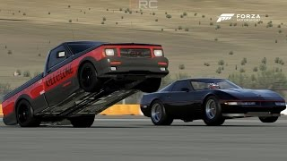 forza motorsport 6   1000hp pre meet test n tune   1 4 mile prepped drags w different views