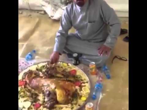 Wasteful food in Saudi Arabia