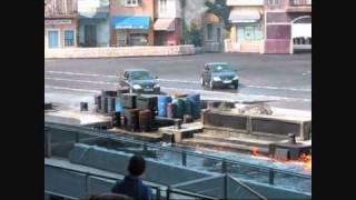 Moteur Action - Stunt Show Spectacular - Avril 2010
