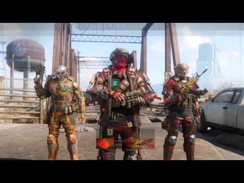 Playing Electric Guitar on Bo3