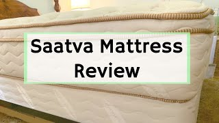 Saatva Mattress Review | Affordable Nontoxic Bed Video Reviews
