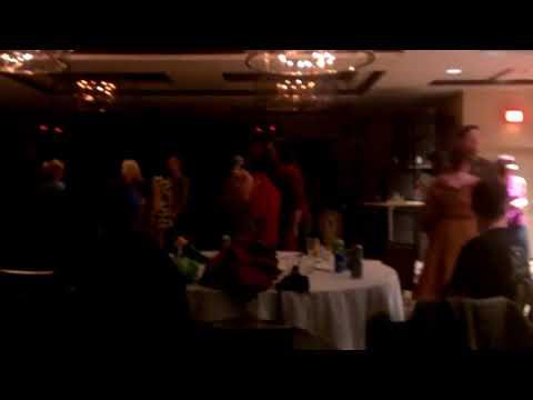 Josh Hayes as Michael Jackson thriller dance