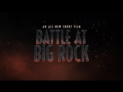 Maz - Battle At Big Rock: Jurassic World Short Film