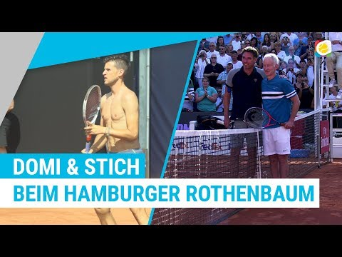 Die German Open 2018 in Hamburg | Stachis Welt | myTennis