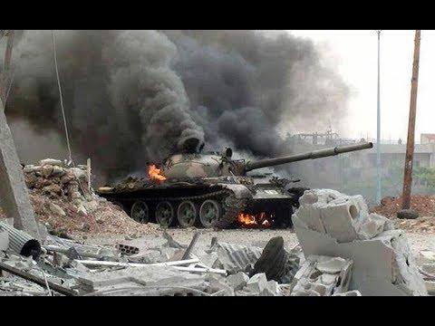 Разгром российских наемников в Сирии  ВВС США