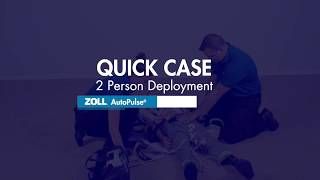 Видео AutoPulse 2-Person Quick Case Deployment (автор: zollmedical)