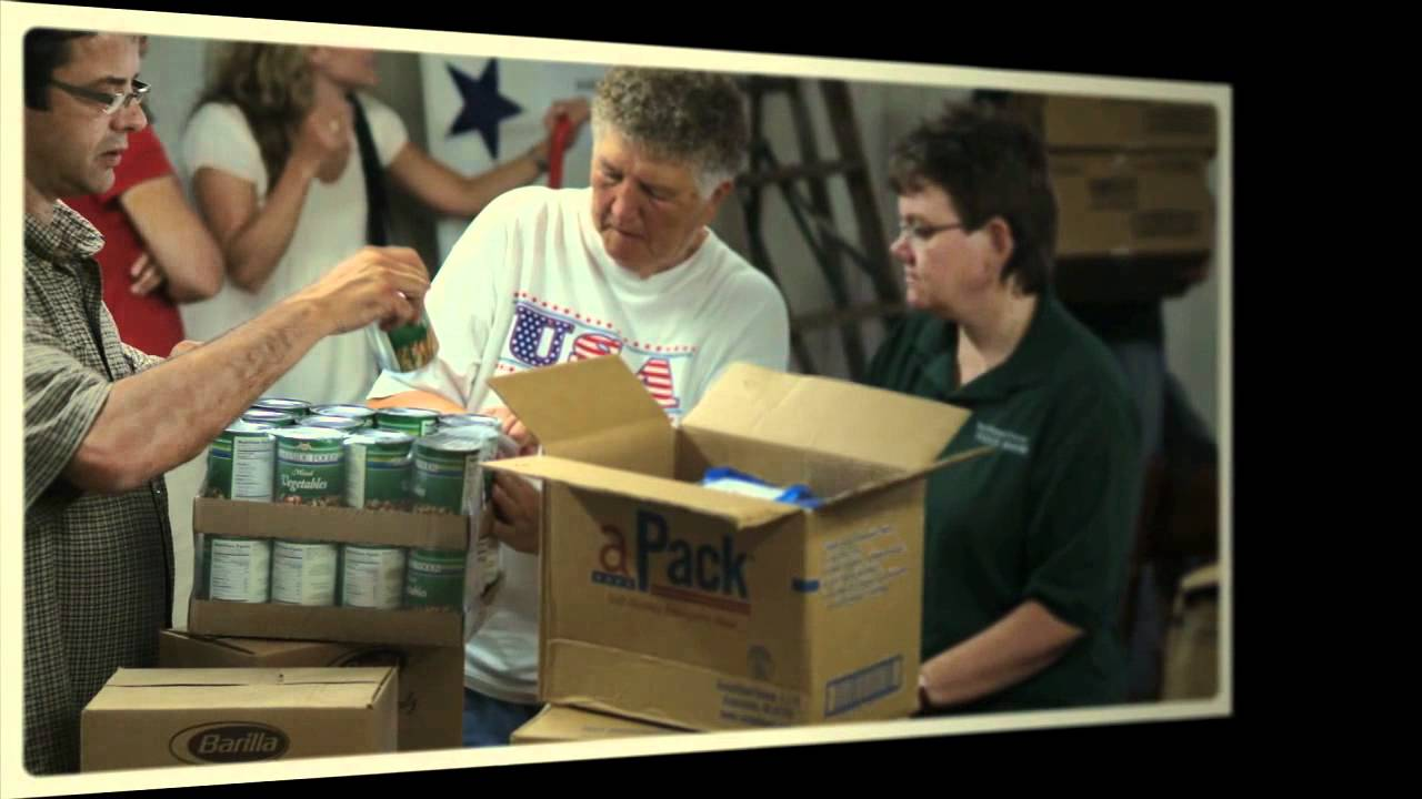 Food Bank of Lincoln -- Toyota 100 Cars for Good - YouTube