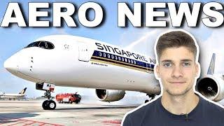 Warum FLÜGE immer LÄNGER werden..! AeroNews