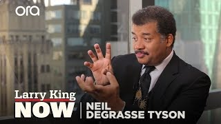 Neil deGrasse Tyson: If Earth Stopped Rotating For a Second | Larry King Now - Ora.TV