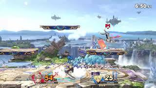 MasonEliwood (Cloud) vs. MasterJr (Corrin) #14 Online Friendlies Super Smash Bros. Ultimate / SSBU