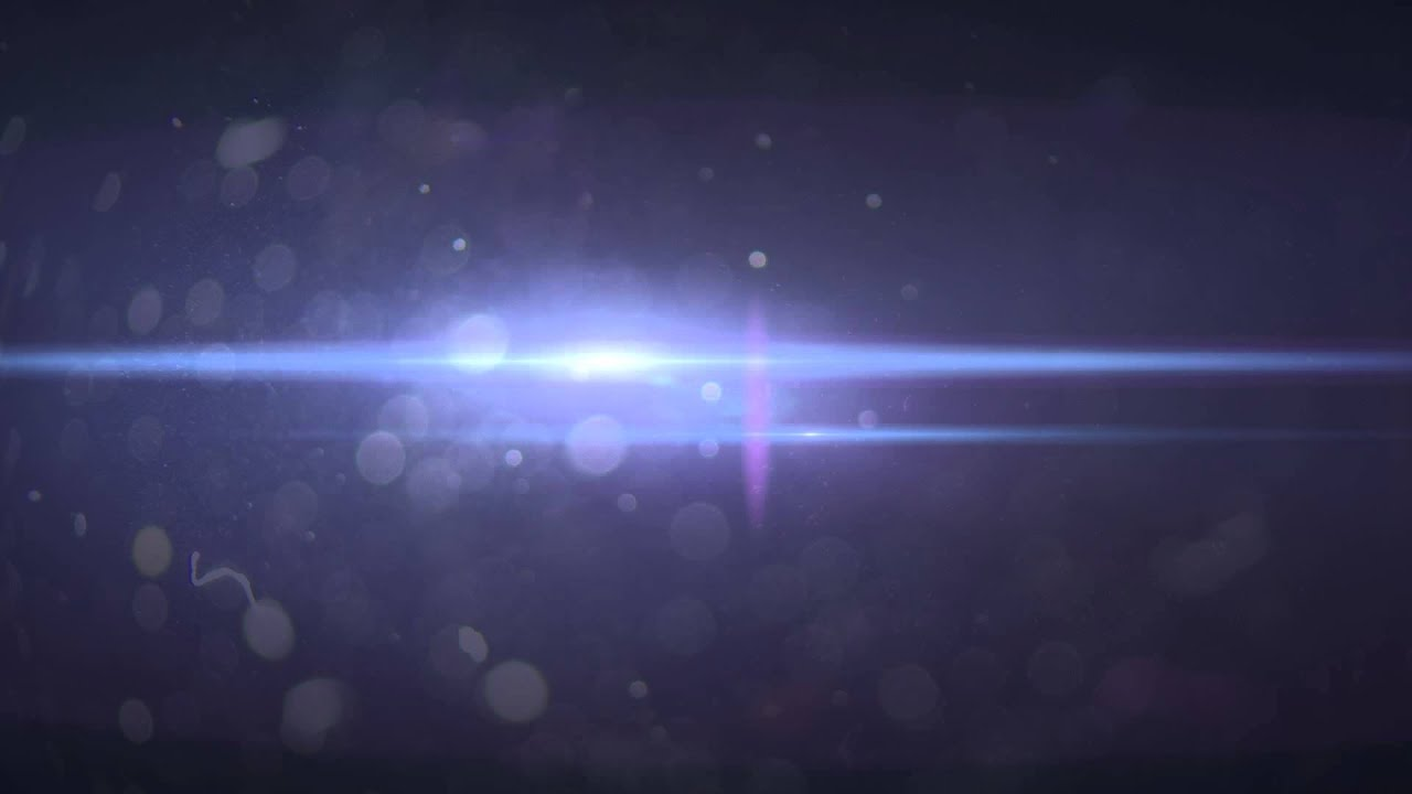 Dirty 50mm Lens Flare HD Footage