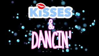 kisses dancin lyric video official juniorsongfestivalnl