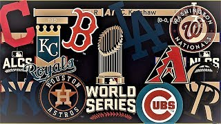 2017 WORLD SERIES PREDICTION. WHO WILL WIN?? - MLB The Show 17