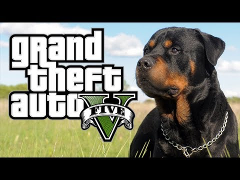 Pictures of Chop Gta 5 Real Life - #rock-cafe