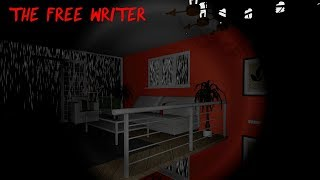 The Free Writer Full Playthrough Gameplay (Short indie horror Game)