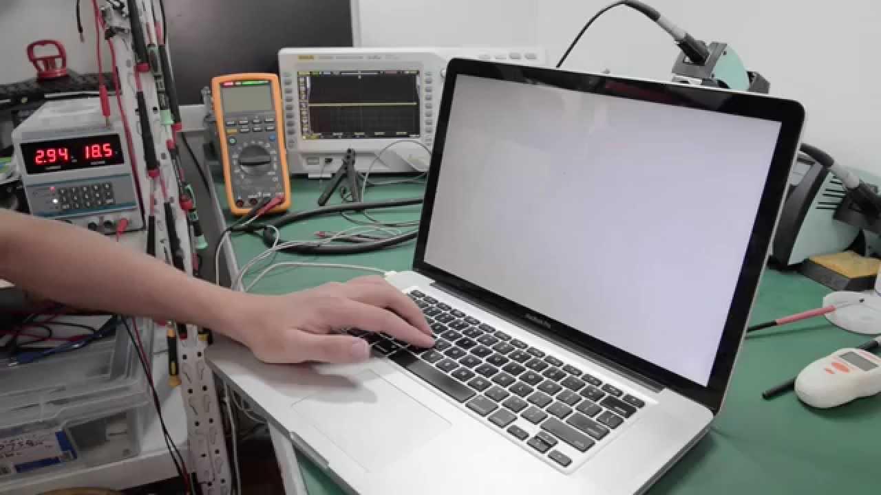 Macbook Pro / AIr - SMC Reset / PRAM Reset