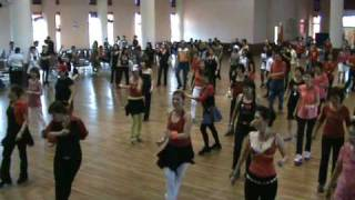 Wooly Bully line dance