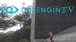 Cryengine V/5 #58 (ЧАСТЬ1) Создание Cut-сцены, кат-сцены, видеоролика, трейлера Cutscene Track view