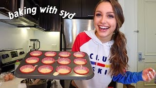 Baking With Syd :)