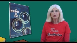A Wrinkle in Time by Madeleine L'Engle - Book Review by Mrs. Read For Fun