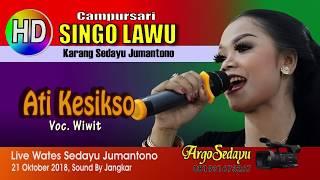 Download lagu ATI KESIKSO GELO (HD) Campursari SINGO LAWU Live Wates Sedayu