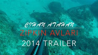 Spearfishing  by Cihan atahan From Turkey 2014 tailer mix end of the year