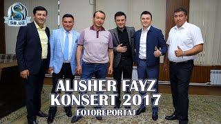 Alisher Fayz 2017 Yilgi Konsertidan Fotoreportaj