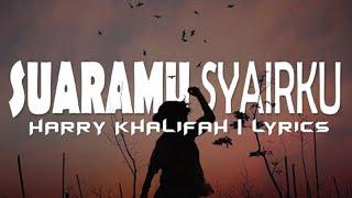 Cover images SUARAMU SYAIRKU | Harry (Official Music Video) - Lyric Version