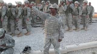 Basic Combat Training- Fort Leonard Wood