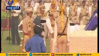 India Observes Police Commemoration Day   Rajnath Singh Honours slain Cops   New Delhi