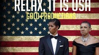 Relax, it is USA. Obama, Bush & Tyson