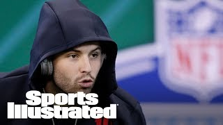 Could 'Hard Knocks' Hurt Baker Mayfield's Transition To The NFL? | SI NOW | Sports Illustrated