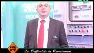 Walter Baffioni, Commercial BTP
