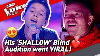 The 12 year old max was one of four top finalists in voice kids belgium (vlaanderen) 2020. he melted hearts coaches with his beautiful ...