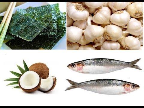 Alimentos funcionais para sua Tireoide -  1