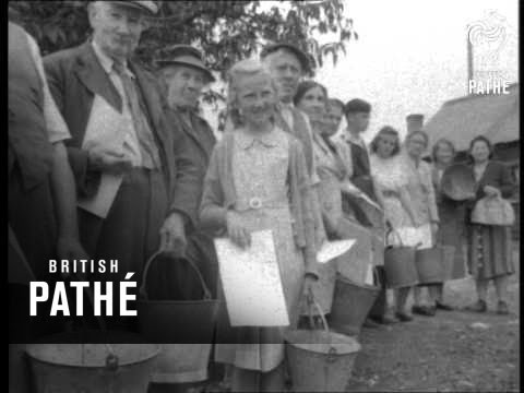 Rain And Drought Aka Water On The Ration (1952)